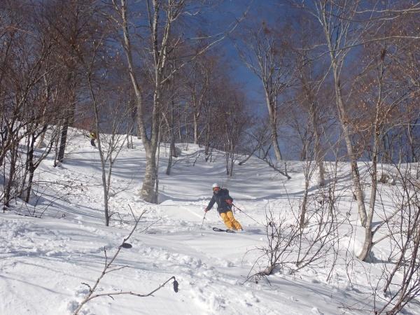 気分は春スキー